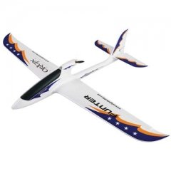 Origin Funter Pusher Low Wing Glider Trainer EP RR 65""