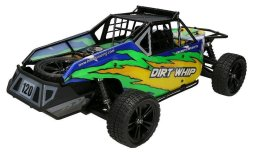 Dirt Whip 1:10 SCALE RTR 4WD ELECTRIC POWER DESERT